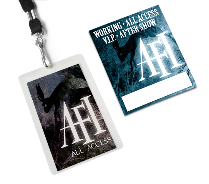 AFI Tour Passes