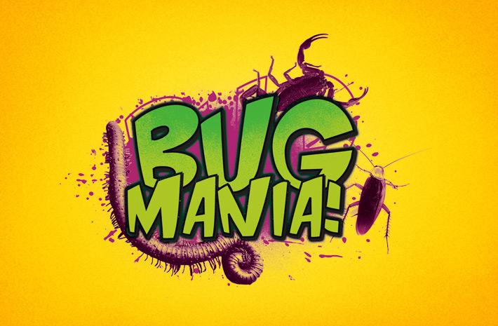 Bug Mania Logo