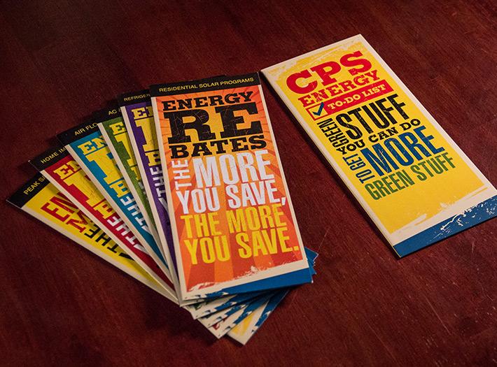 Print, rack brochures