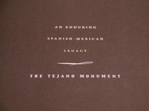 The Tejano Monument