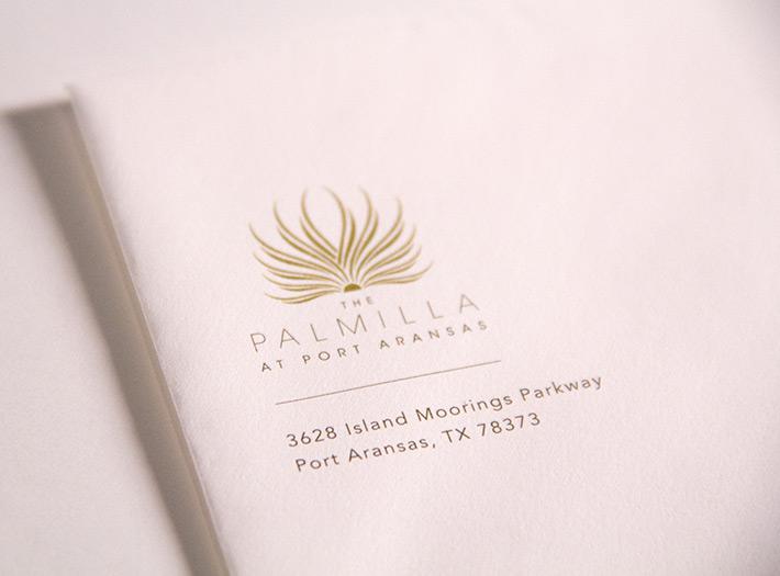 ThePalmillaStationeryEnvelope