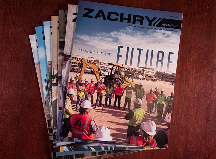 Newsletter, print, cover